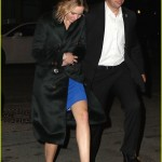 Jennifer Lawrence arrives at a hotel from 'Saturday Night Live' in New York